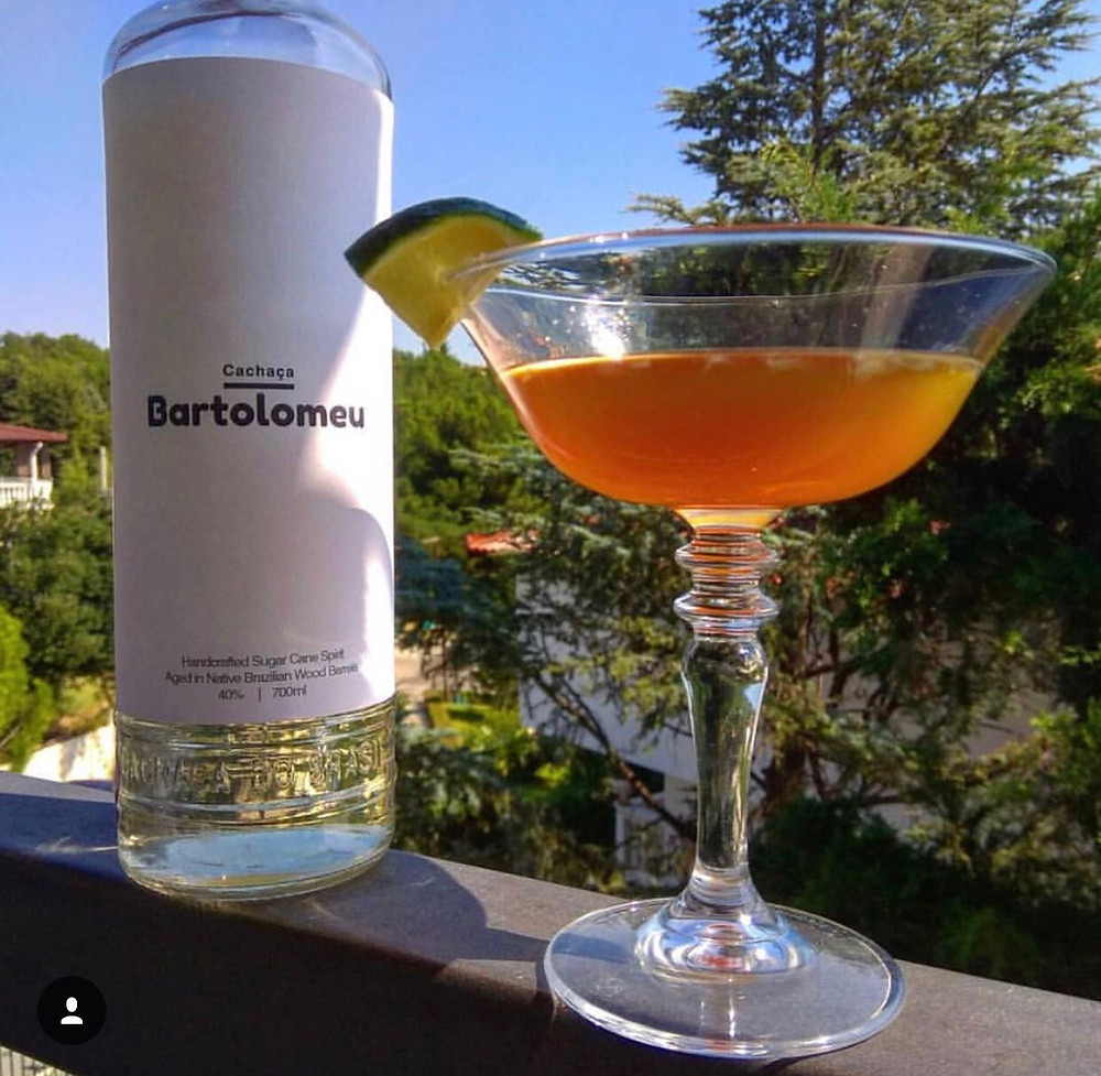 Don`s Special Daiquiri with Bartolomeu Cachaca