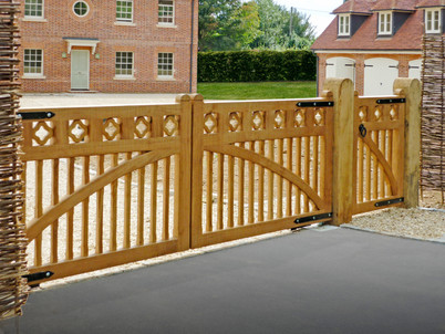 Hardwood Gate Installations