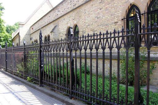 Metail Railings London
