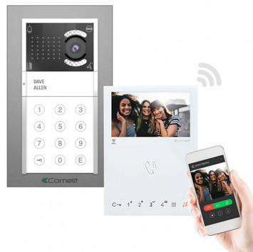 Straight To Mobile Video Intercom System From £1850