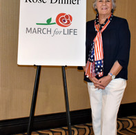Carol Walters, SC, at March for Life