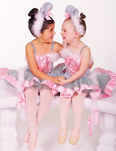 Best Friends are made at dance class
