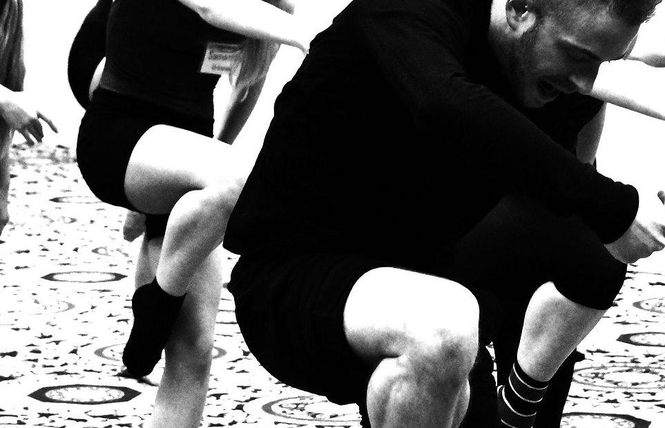 Contemporary choreography workshop