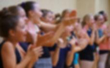 SPARK summer dance intensive