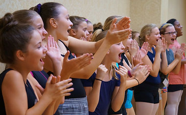 SPARK summer dance intensive
