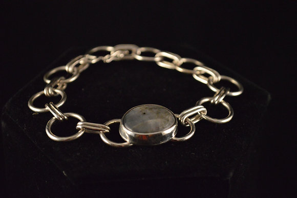 Virginia Grey moonstone bracelet