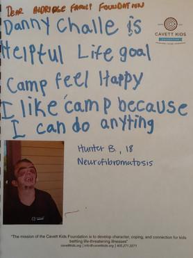 Cavett Kids Summer Camp 2019