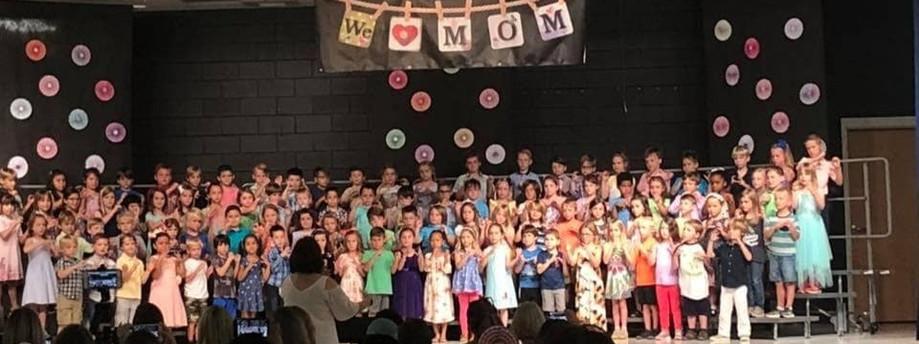 Gulf Breeze Elementary Mother's Day Program