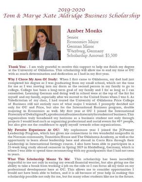 Amber Monks