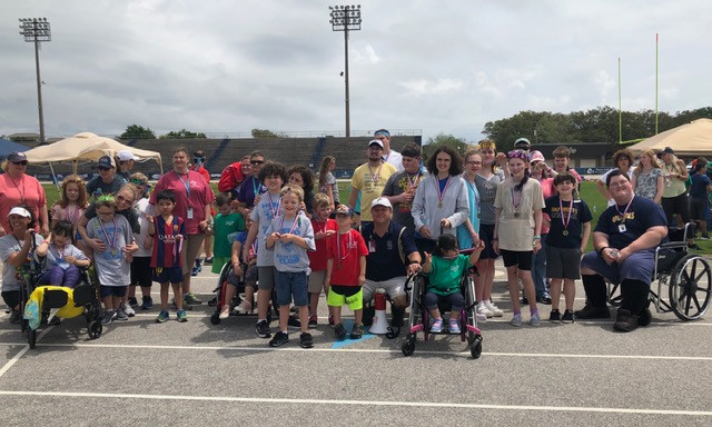2019 Sports Ability Games