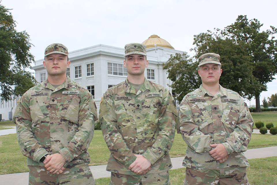Armed Forces & National Guard Scholars