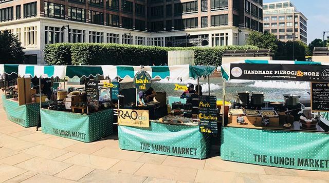 Join Pierogi Company at the Canary Wharf