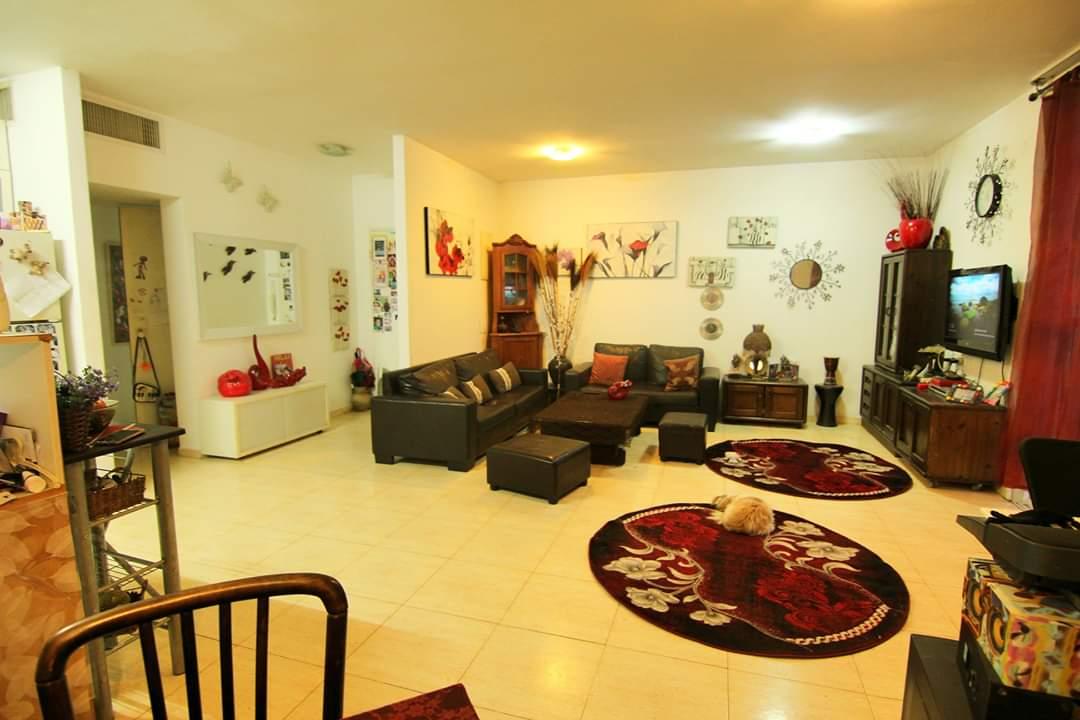 דירה למכירה בפתח תקווה 4 חדרים בבן יהודה
