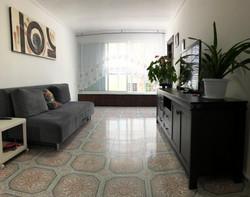 דירת 3 חדרים במרכז השקט1