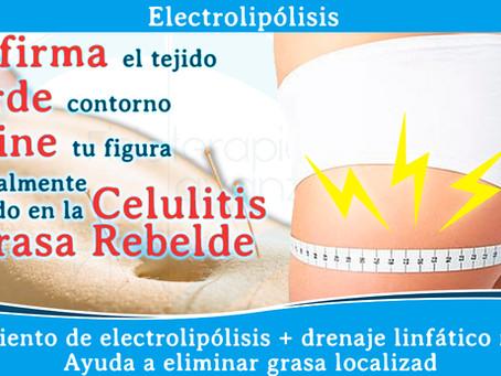 Electrolipólisis: Reduce volumen, moldea y reafirma.