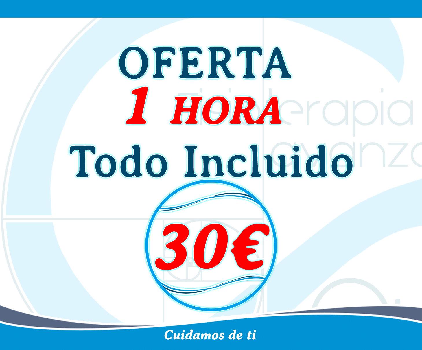 Fisioterapia Avanzada 30€