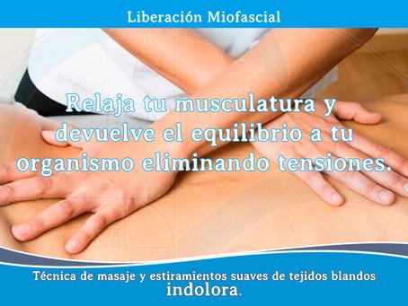 Liberación Miofascial