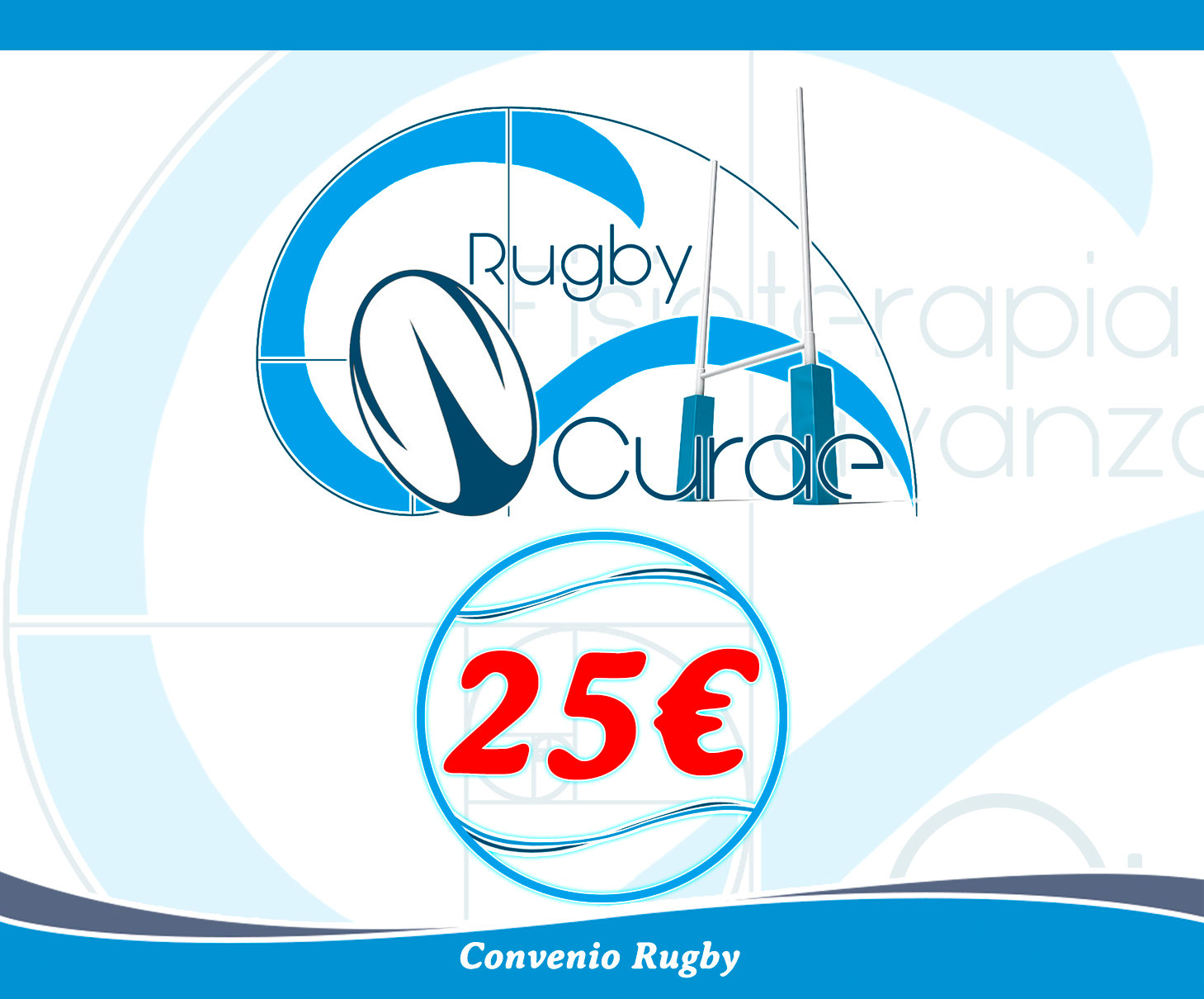 Rugby Fisioterapia Deportiva 25€