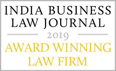 Indian Law Firm Awards 2019 Award Winnin