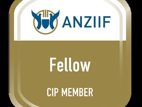 ANZIIF FELLOW CIP