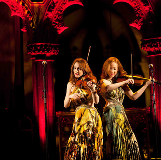 Sephira perform LIVE from Christchurch Cathedral, Dublin
