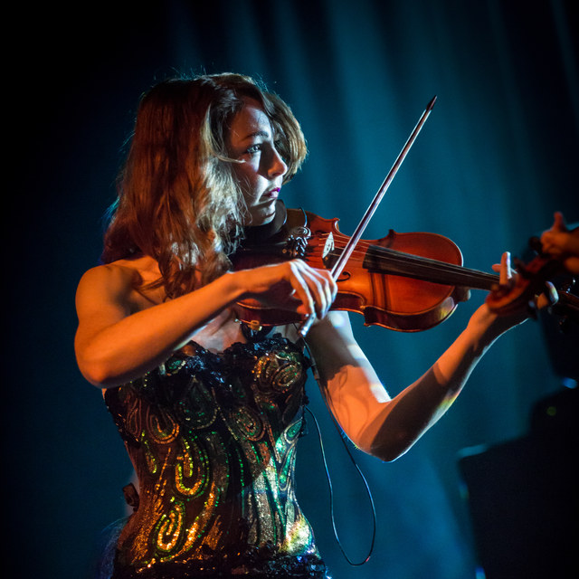 Ruth O'Leary from Sephira performing LIVE in Amsterdam