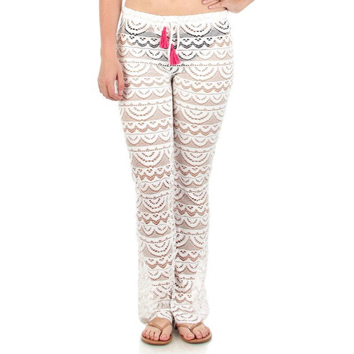 Crochet Beach Pants