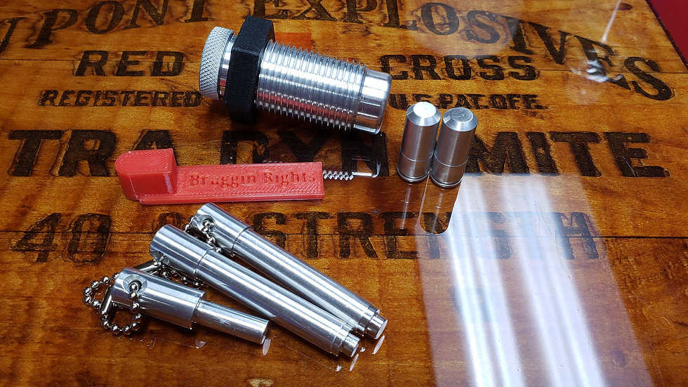 Hornady AP Press Master Tuning and Set Up Kit (includes primer alignment tools)