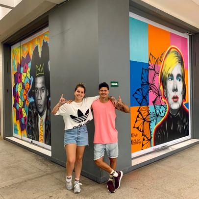 Basquiat + Warhol