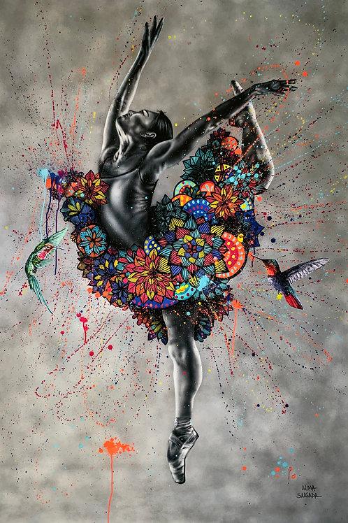 Print Ballet das Flores