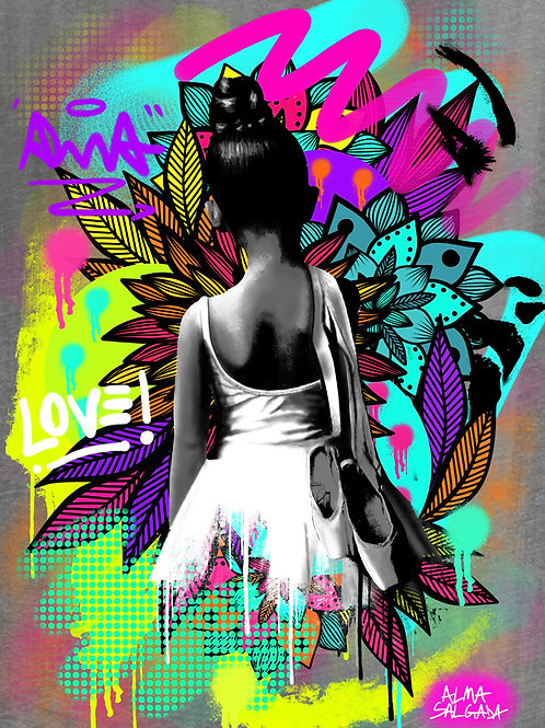 Print Colorful dream