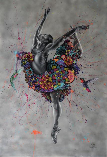 o ballet das flores