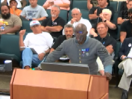 """HK Edgerton 'Calls Out"""" Fort Myers NAACP President Over Robert E. Lee Bust"""