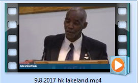 Open Report from HK Edgerton re Lakeland and the Madness in Hillsborough County