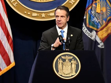 Southern Heritage Reacts to Cuomo Flag Ban:  Censorship in NY