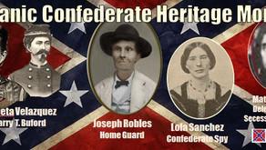 Florida Hispanic Confederate History Month