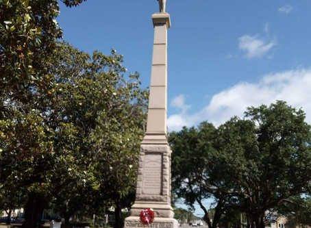 City of Pensacola Sued to Protect Monument