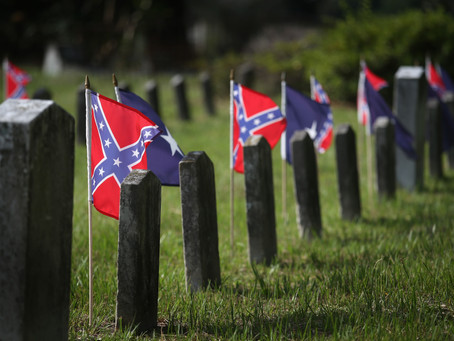 Submit Your Confederate Memorial Day Event