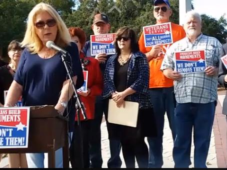 Press Release:  Lakeland Voter Poll:  Keep the Munn Park Memorial