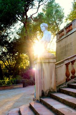 Parque de Laberinto, Barcelona