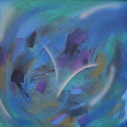 """""""Winds of Mount Mandalagan"""" by Lloyd Tronco"""