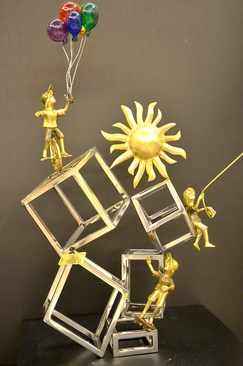 """""""Life's Fun"""" by Ronald Castrillo"""