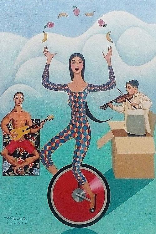 """Filipino Dream"" by Arnaldo Mirasol"