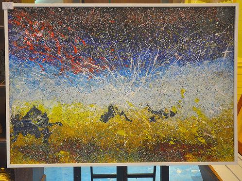 Breaking of Dawn by Gilbert Angeles