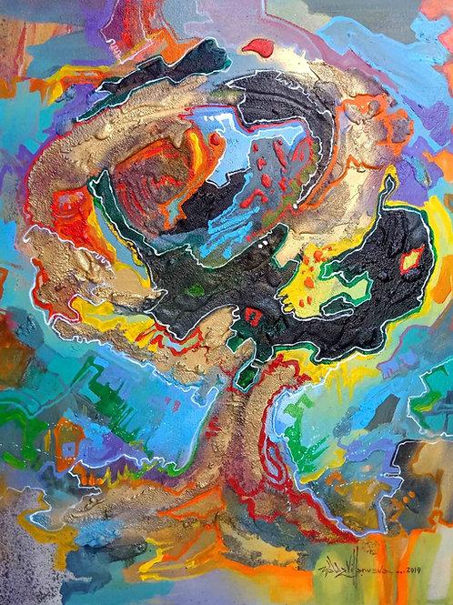 Lucky Tree by Waldz Villanueva