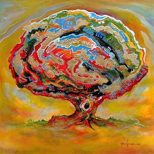 """Money Tree"" by Waldz Villanueva"