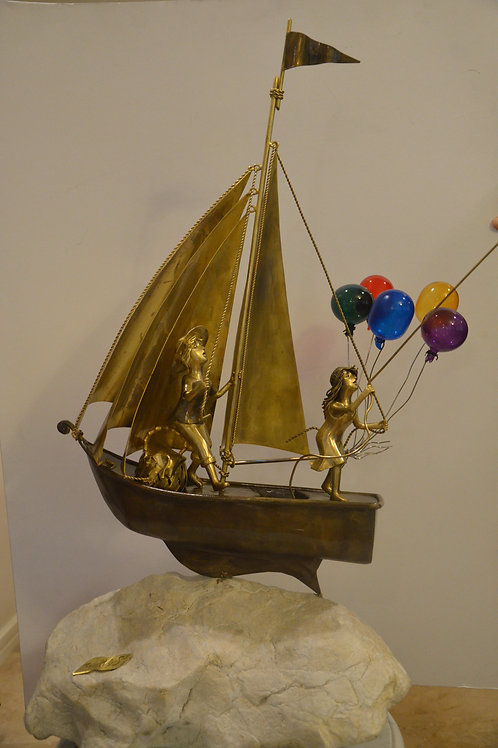 """""""Our Sail"""" by Ronald Castrillo"""