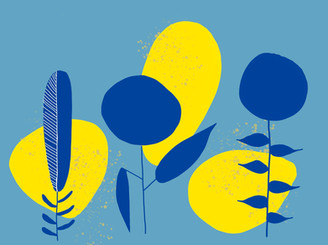 L'automne bleu