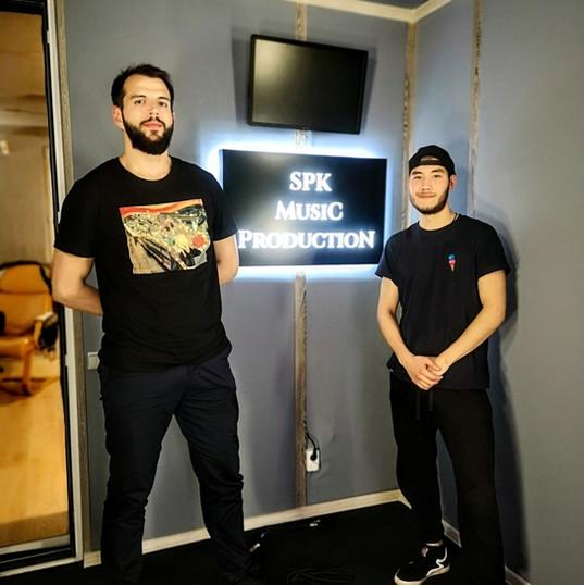 Записать песню на студии в Москве
