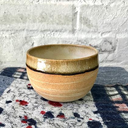 Drippy Agate Pot 2